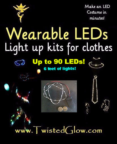 Single Color LED Kit - Twisted Glow