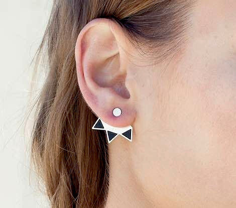 Brincos Stud Earrings -  - trendiU - 1