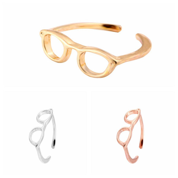 Cute Glasses Ring -  - trendiU - 1