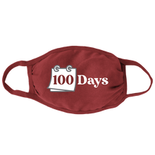 Load image into Gallery viewer, 100 Days Face Mask