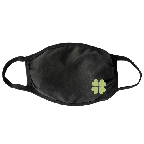 Shamrock Face Mask