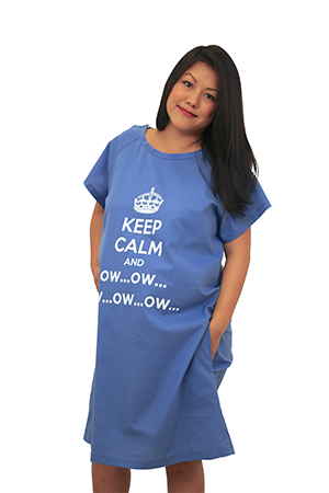 Keep Calm and Ow