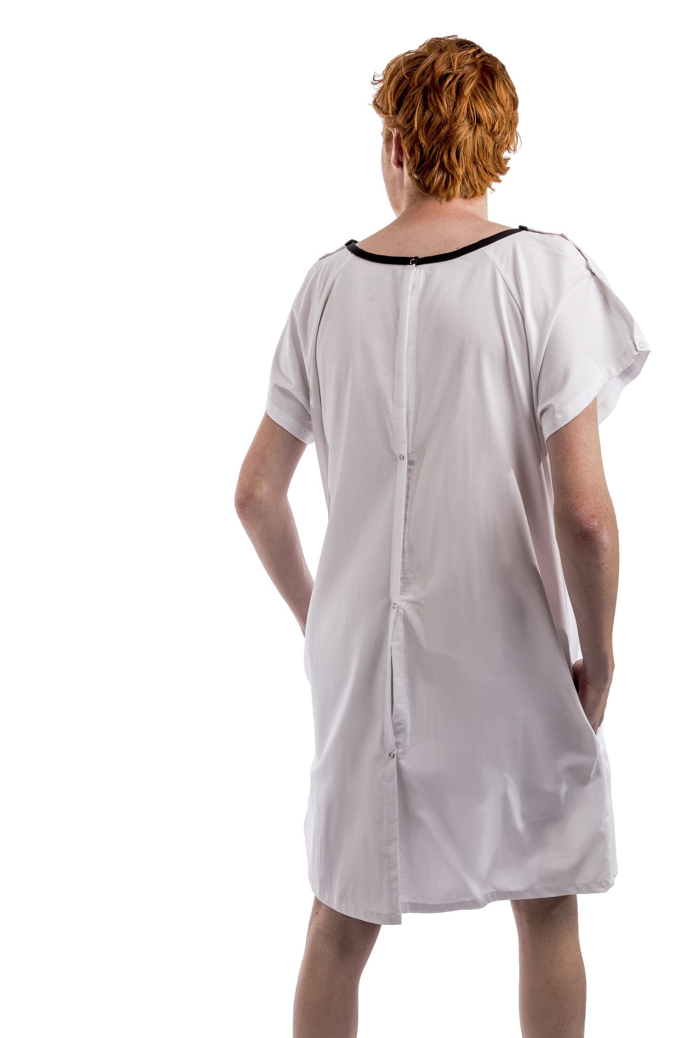 Tattoo Graphic Design on Hospital Gown – Giftgowns