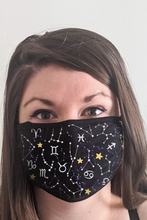 Load image into Gallery viewer, Astrology Face Mask