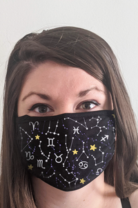 Astrology Face Mask