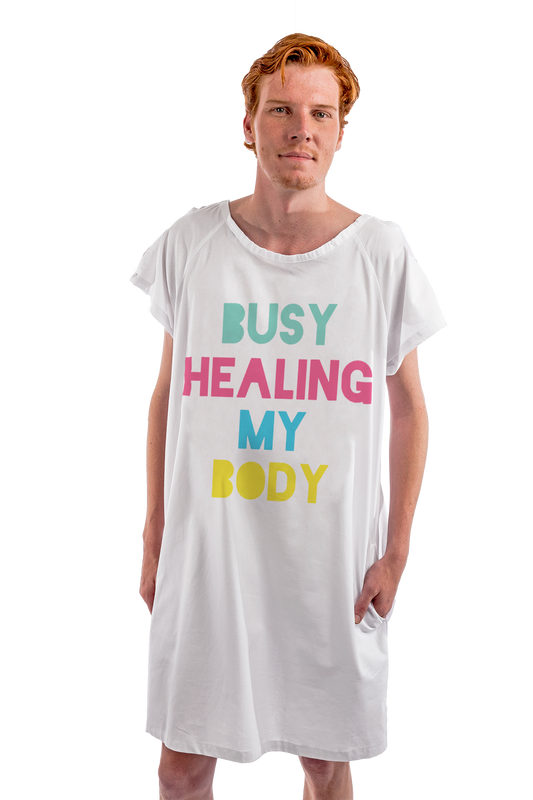 Busy Healing My Body (Mens)