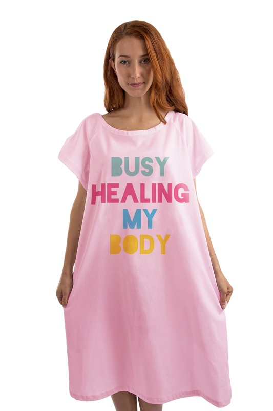 Busy Healing My Body