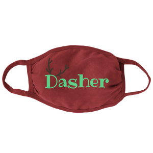 Dasher Face Mask