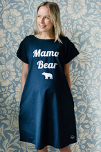 Load image into Gallery viewer, Mama Bear (Navy) Maternity