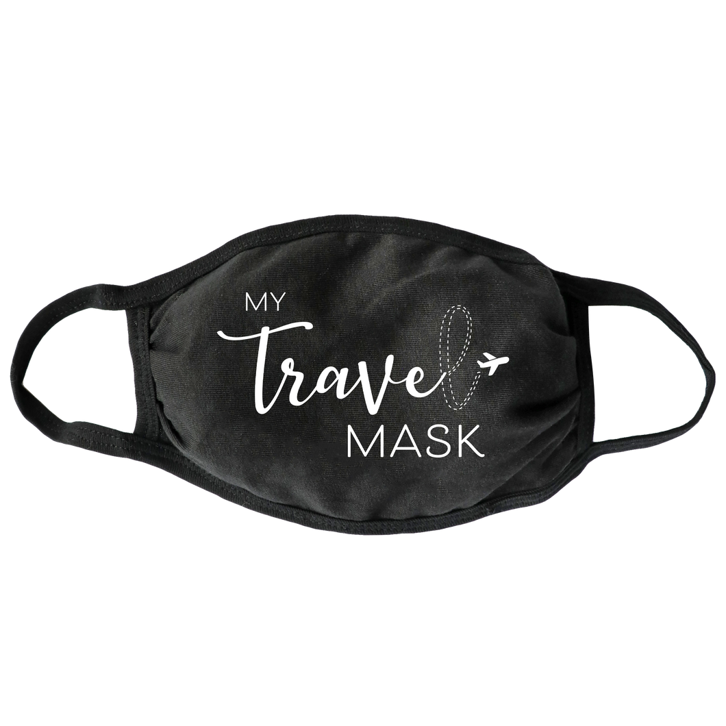 My Travel Mask Face Mask