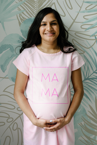 Mama in a Box (Pink) Maternity