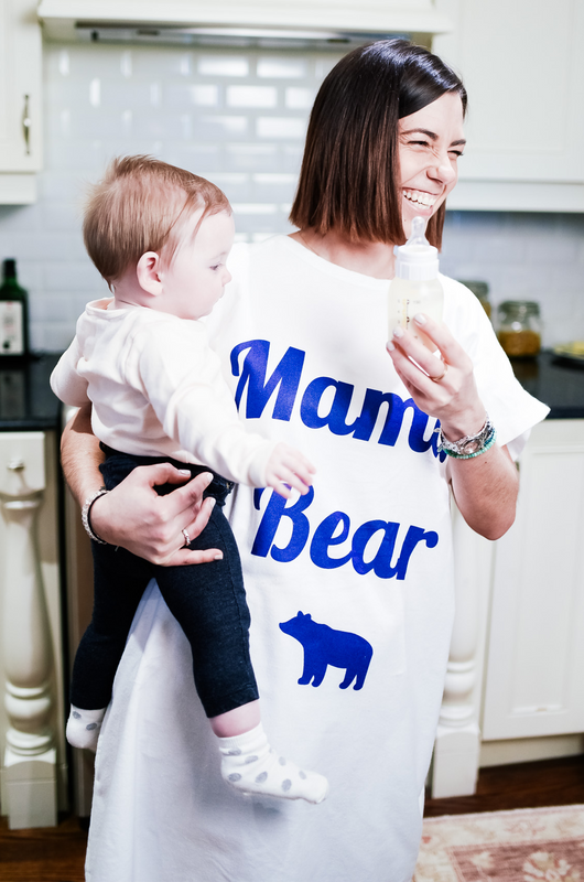 Mama Bear Women Maternity