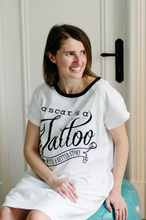 Load image into Gallery viewer, Tattoo (White) Maternity