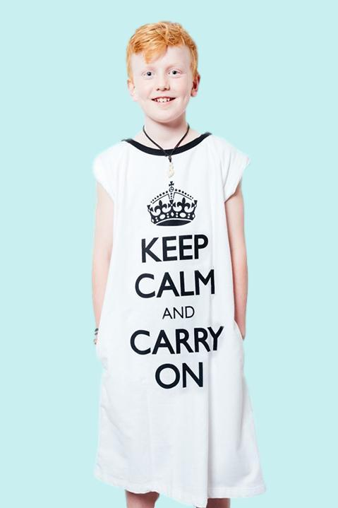 Keep Calm and Carry On (Teen)