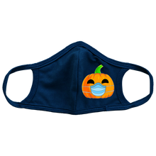 Load image into Gallery viewer, Pumpkin Kids Face Mask
