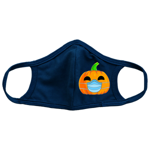 Pumpkin Kids Face Mask