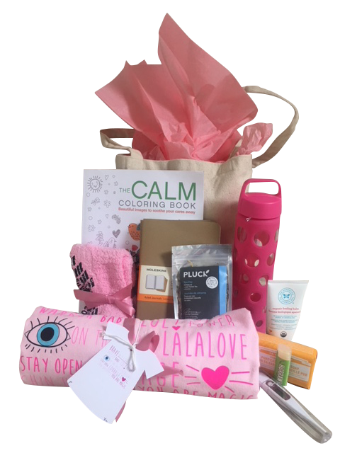 Women's Cancer Giftbag