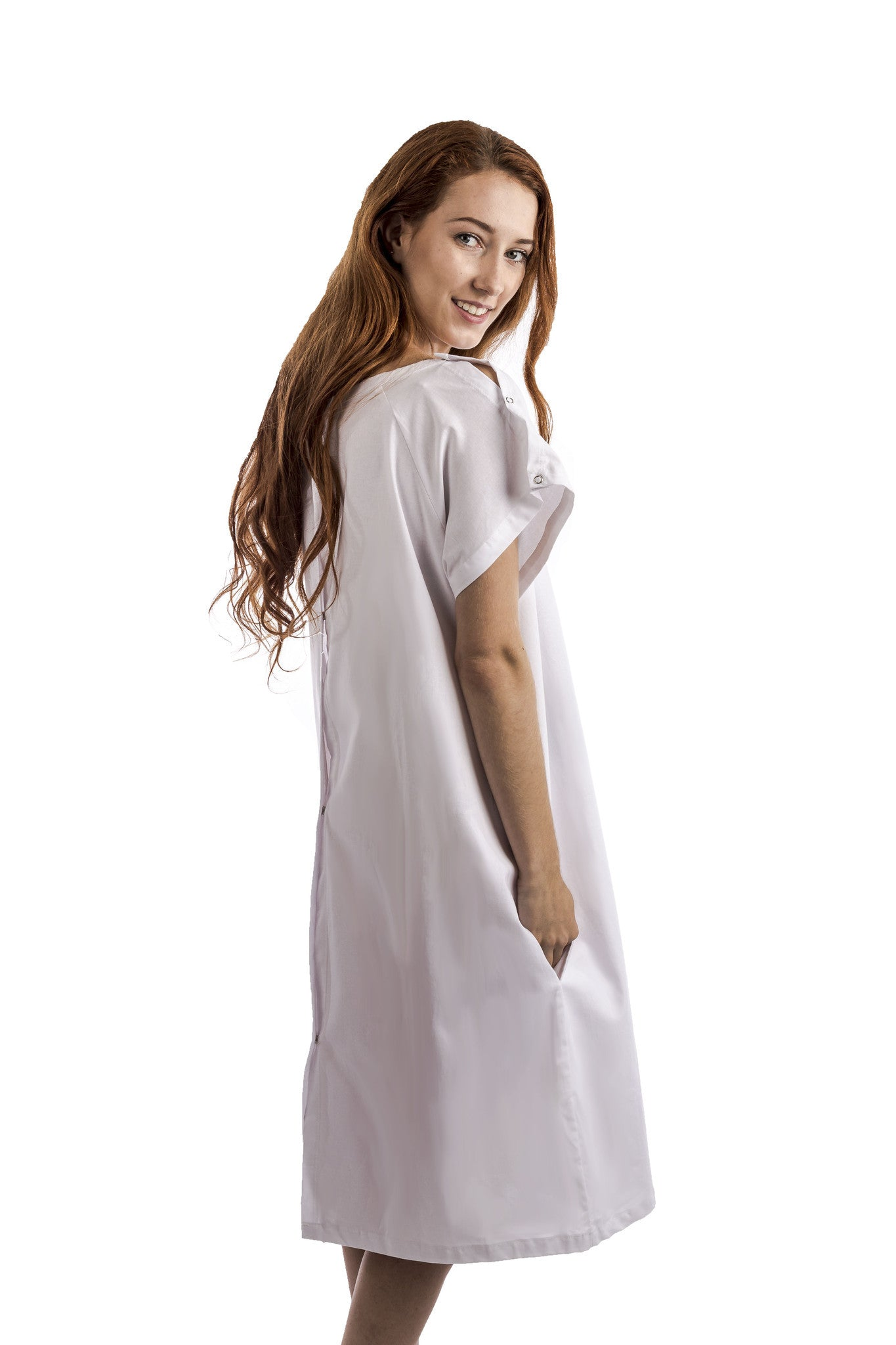 Très Chic - Cute Maternity Hospital Gown – Giftgowns