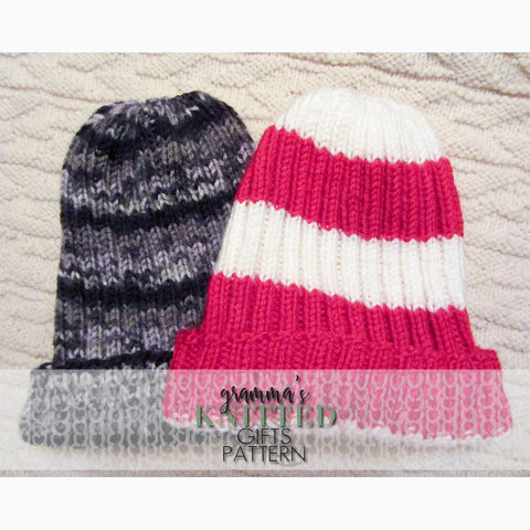 Albert's Ribbed Knit Hat