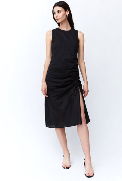Straight Out Midi Dress