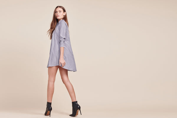 Olsen Shirt Dress - Macy Carlisle