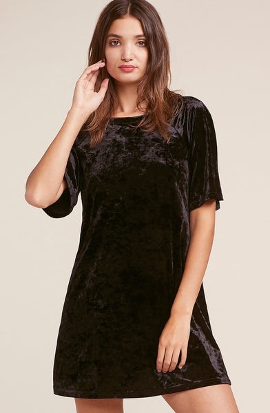 #1 Crush T-Shirt Dress - Macy Carlisle