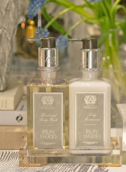 Ironwood - Hand + Body Wash
