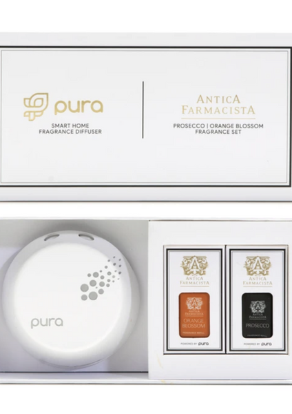 Pura Smart Home Diffuser - Prosecco & Orange Blossom