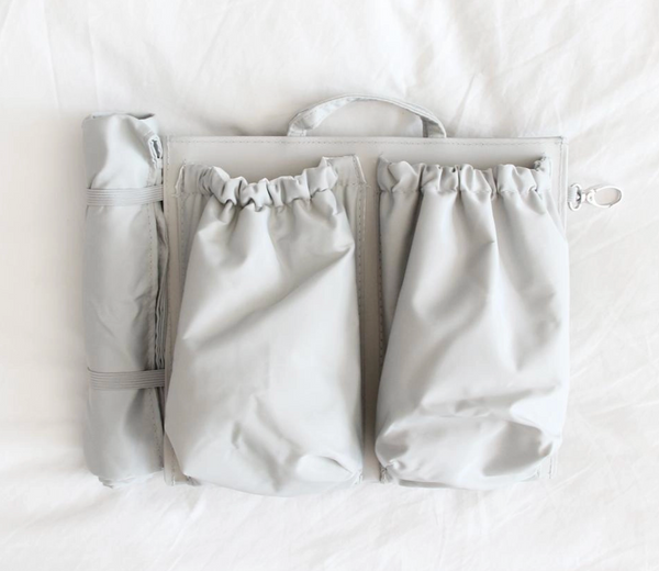 ToteSavvy Mini - Soft Grey