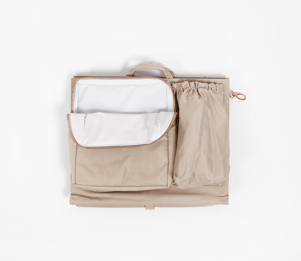 ToteSavvy Deluxe - Almond