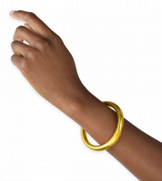TZUBBIE ALL WEATHER BANGLE® (AWB®) - GOLD