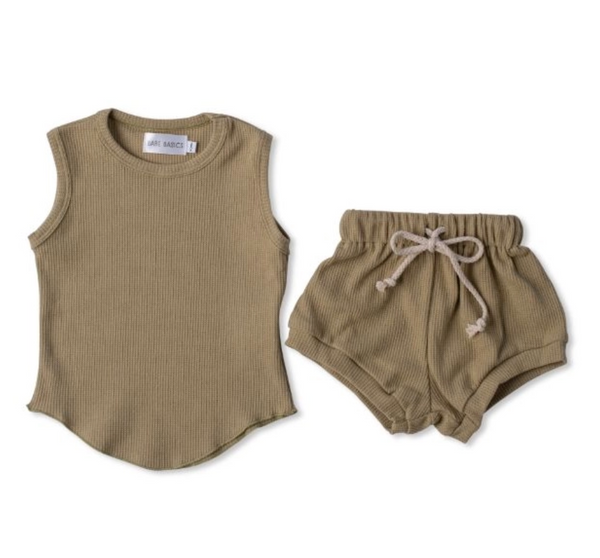 Baby Lounge Set - Pistachio
