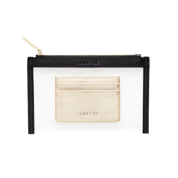 CLARITY CLUTCH MINI + CARD CASE DUO - Macy Carlisle