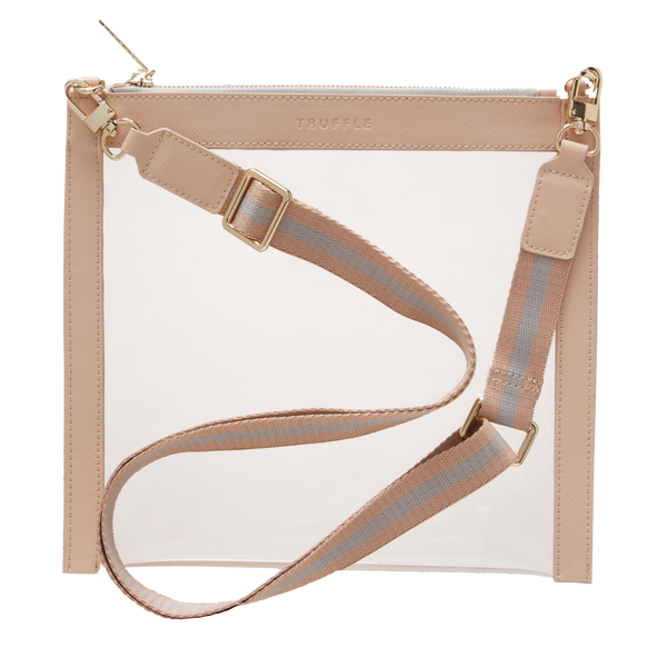 CLARITY CROSSBODY - DUSTY BLUSH - Macy Carlisle
