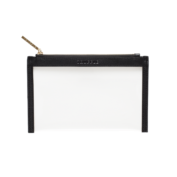 CLARITY CLUTCH MINI - BLACK - Macy Carlisle