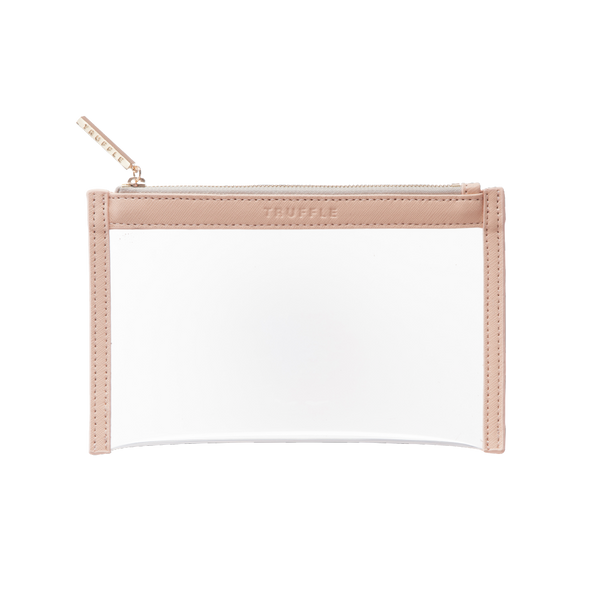 CLARITY CLUTCH MINI - DUSTY ROSE - Macy Carlisle