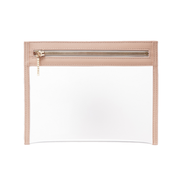 CLARITY CLUTCH SMALL - DUSTY BLUSH - Macy Carlisle