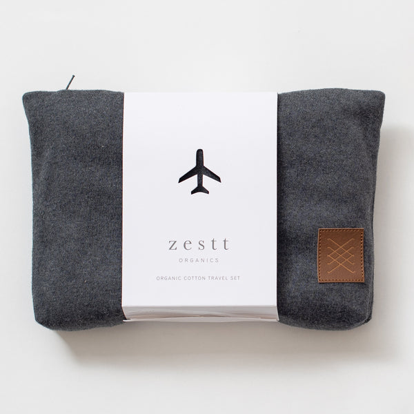 Travel Set - Light Gray