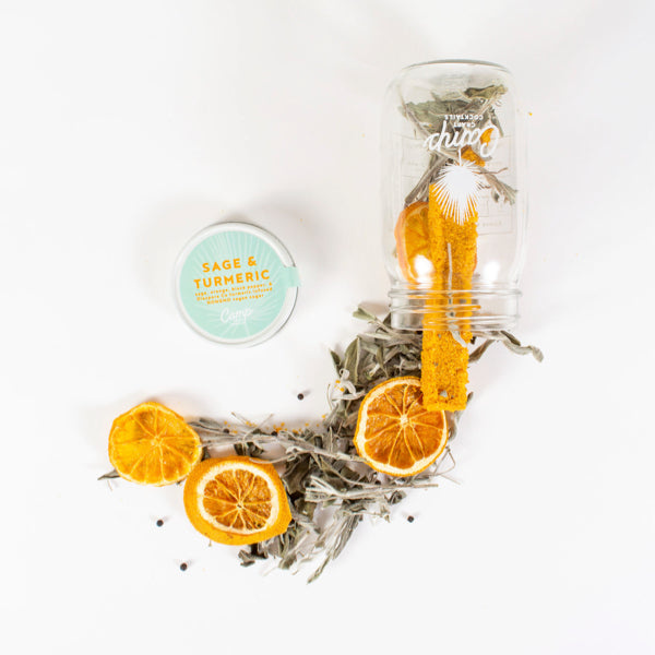 Craft Cocktail Kit - Sage + Tumeric - Macy Carlisle