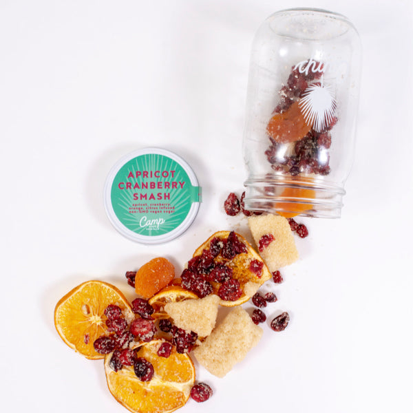 Craft Cocktail Kit - Apricot Cranberry Smash - Macy Carlisle