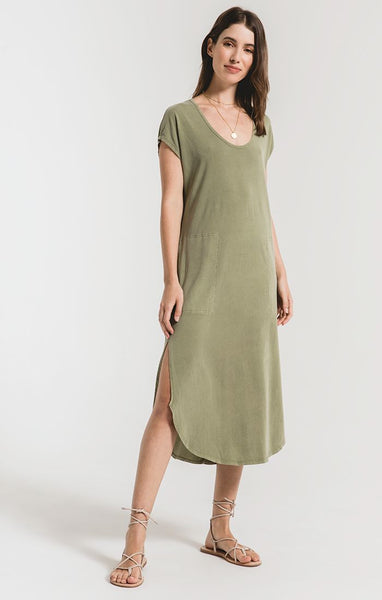 Leira Midi Dress - Macy Carlisle