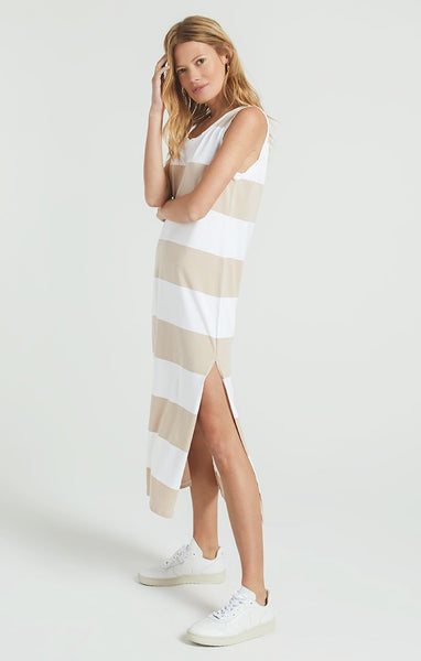 Lida Stripe Dress - Macy Carlisle