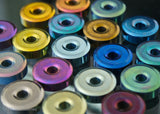 Titanium Life Saver Lanyard Bead Colors