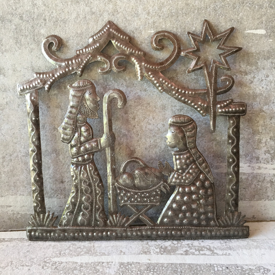 Whimsical Nativity