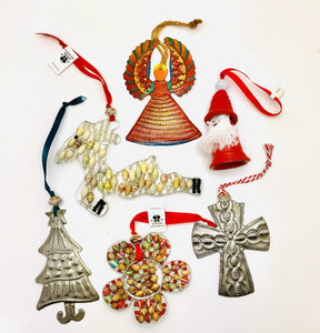 Deluxe Christmas Ornaments (12 Pack)