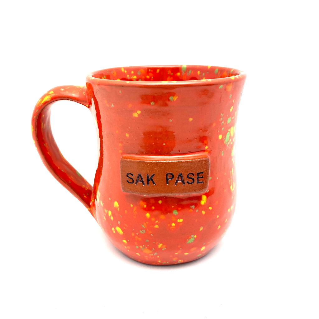 Sak Pase Mug - Red Sprinkles