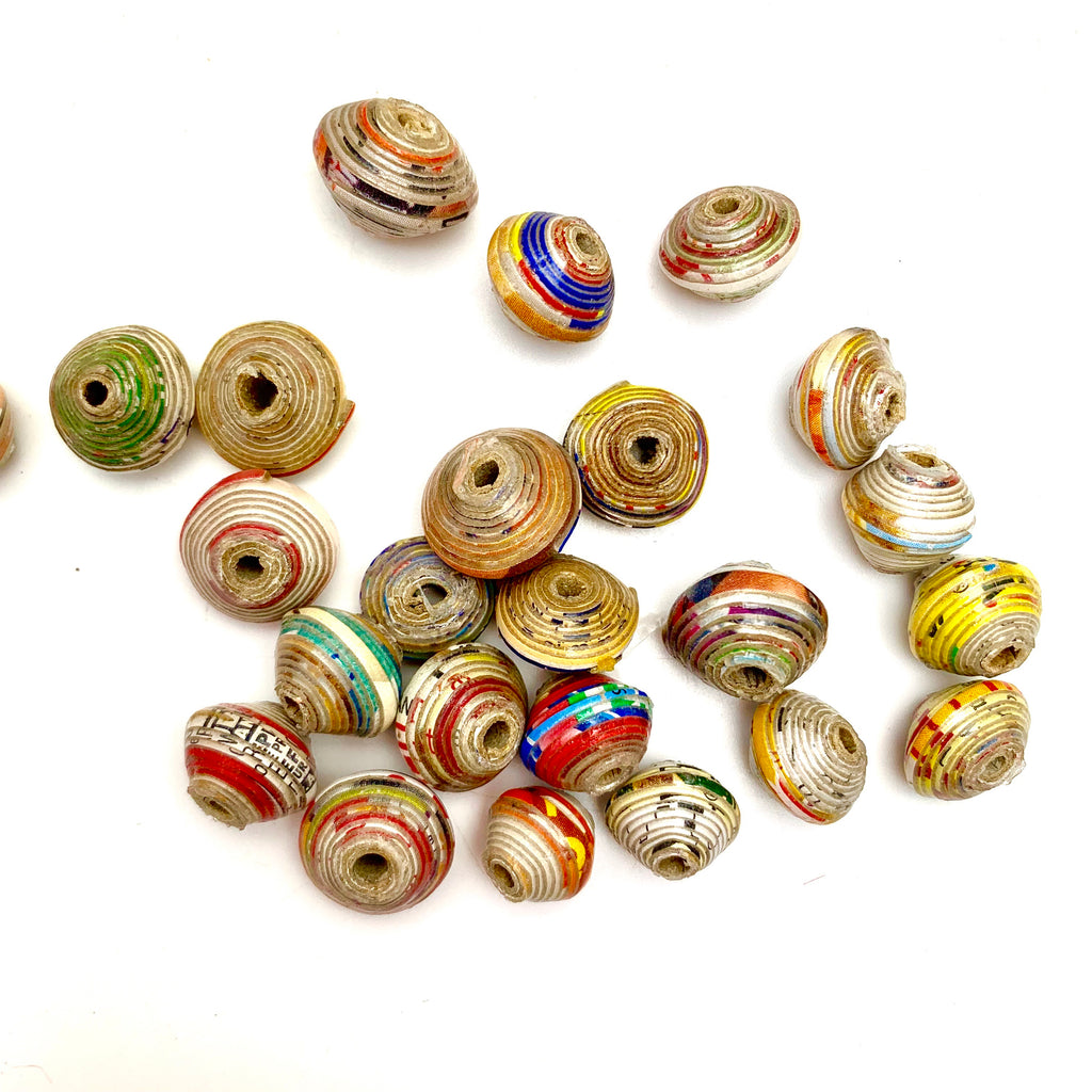 The Original Cereal Box Beads