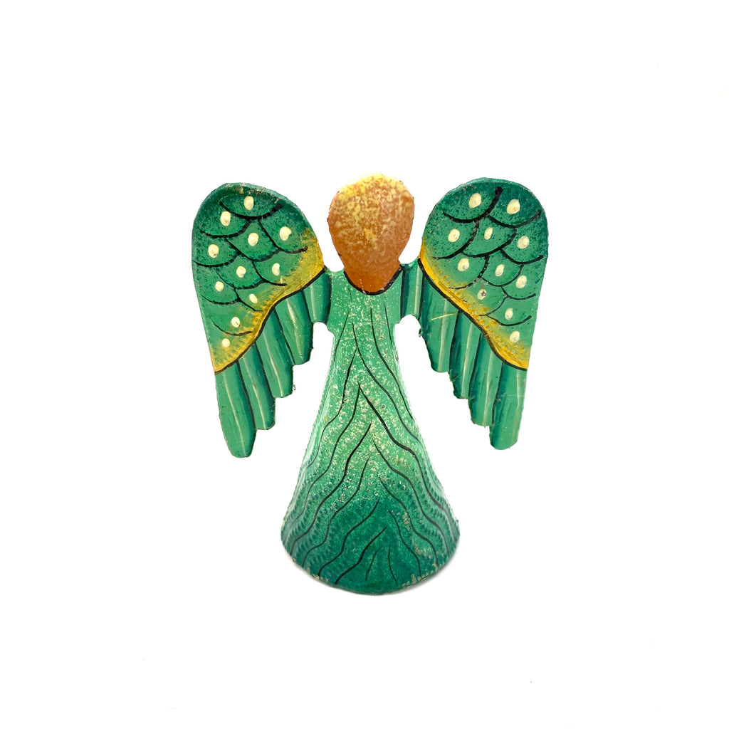 Mini Painted  Standing Angel