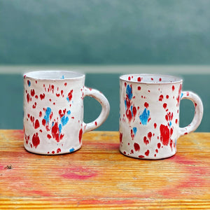Americana Mug- by Tania (sold individually)