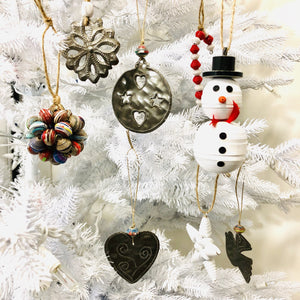 Handcrafted Christmas Ornaments (20 Pack)
